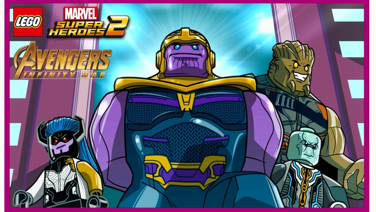 Running The Guantlet Walkthrough- Avengers Infinity War DLC