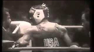 Асылбек Килимов против чемпиона США. 1984