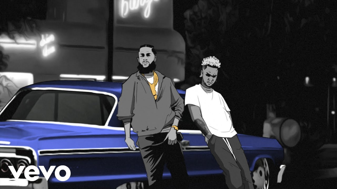 Bino Rideaux, Ty Dolla $ign - COLD FEET (Animated Music Video)