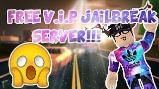 Roblox Jailbreak Bedava Vip Server!