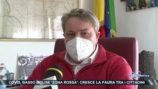 Covid, basso molise 'zona rossa': cresce la paura tra i cittadini