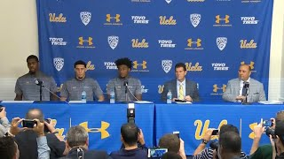 UCLA basketball players apologize for shoplifting in China