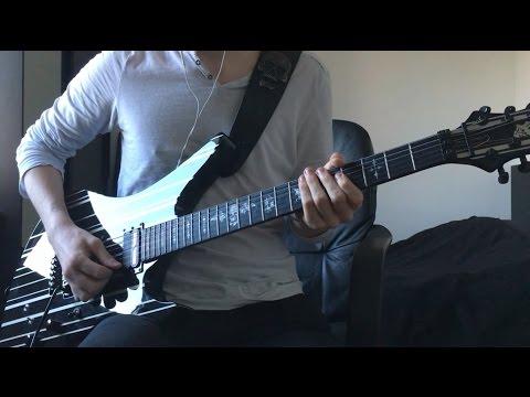 Avenged Sevenfold - Nightmare - Guitar cover