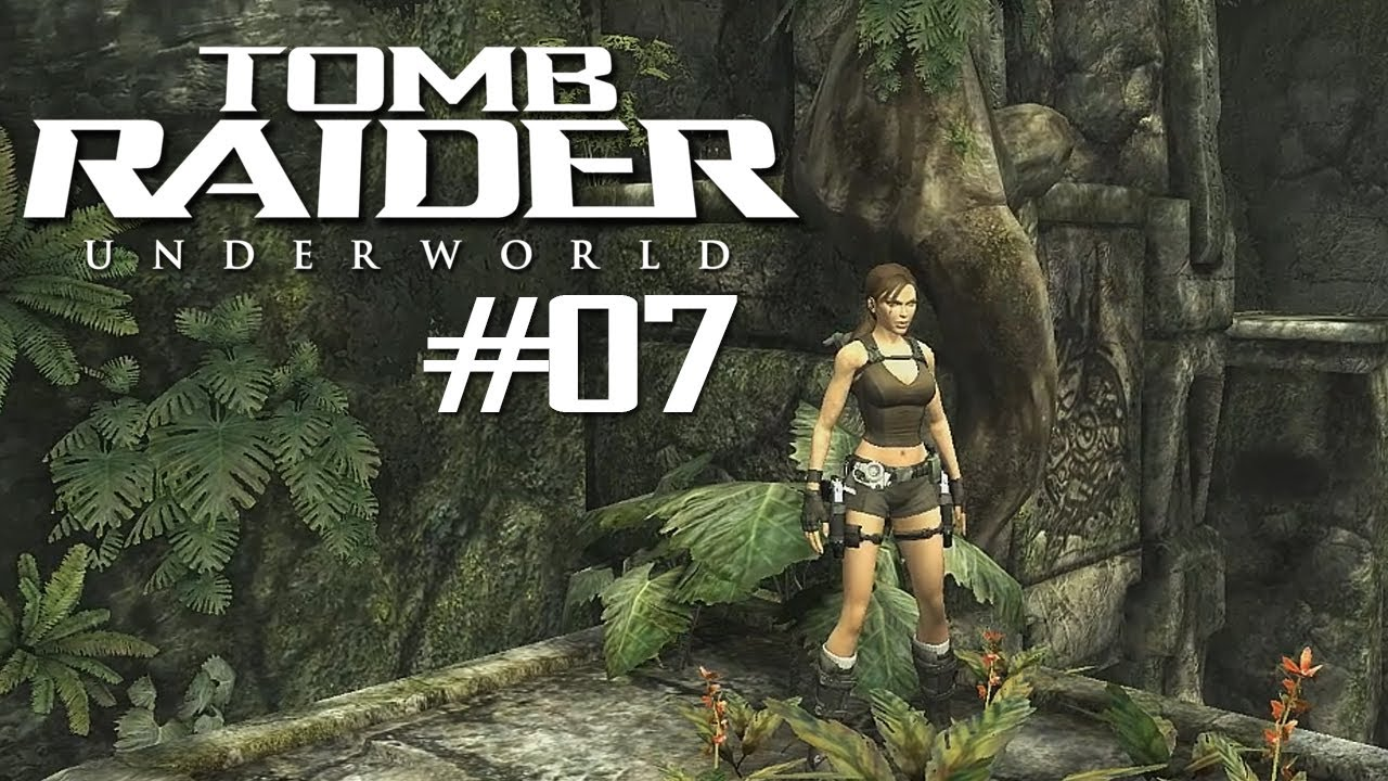 how to get out of scavenger den in tomb raider