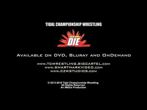 TCW Each Dawn I Die DVD/Bluray/OnDemand Preview