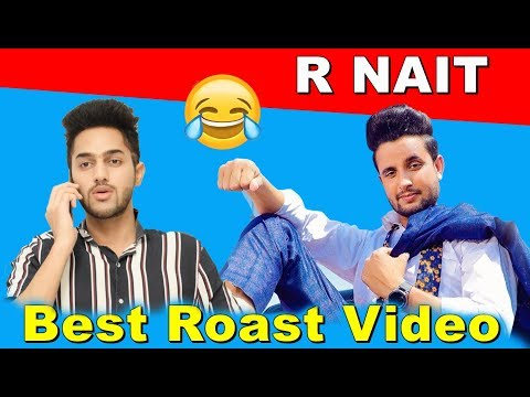 R NAIT | Latest Punjabi Songs Roast Video | Prince Dhimann