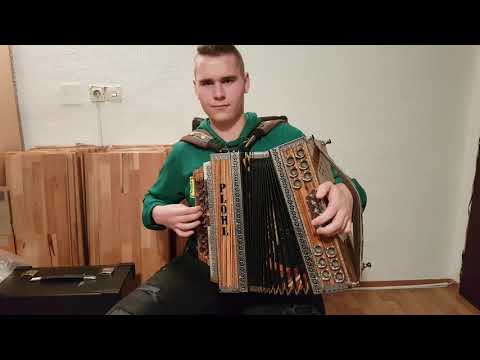 RŽENOVA TINKA-DIATONIC ACCORDION PLOHL -MODEL EXTREM-GAŠPER KOVAČIČ