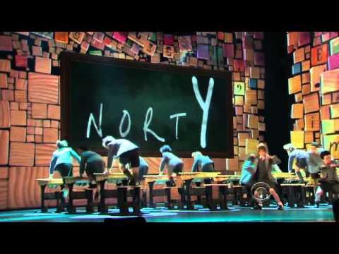 Matilda The Musical - Subtitulado - Tony Awards 2013