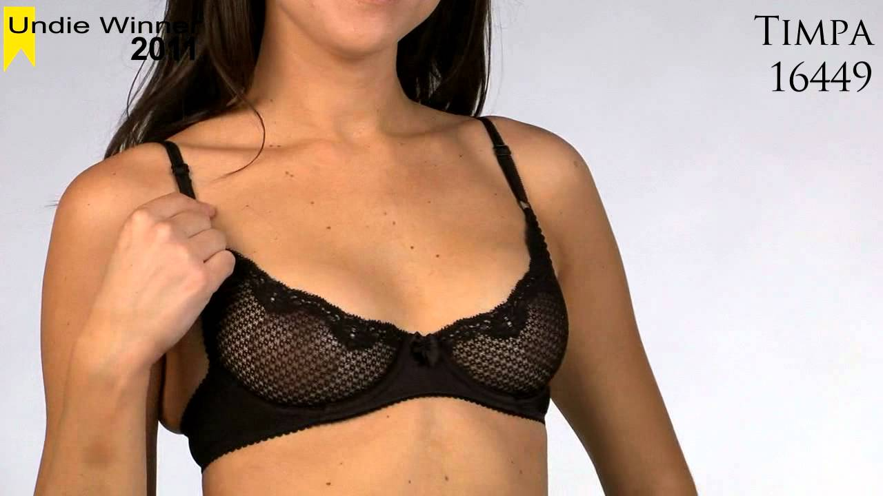 6a903c87c1c04 2011 Undie Awards Favorite Overall Bra - Timpa 16449 - YouTube