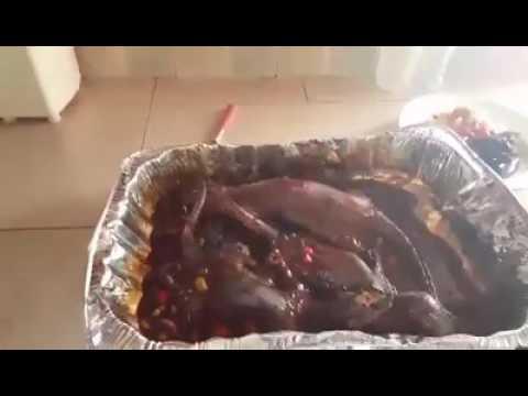 Things Antiguans eat