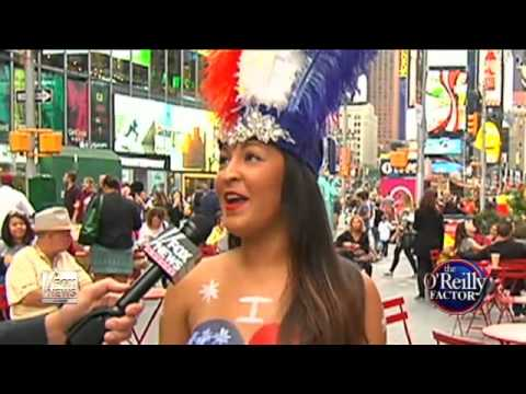 Watters' World: Naked Times Square edition