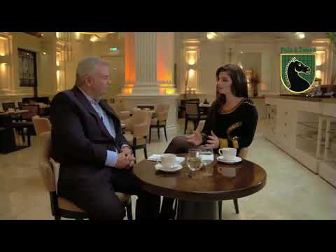 Silver Service - Part 1 - Eamonn Holmes and Lucy Challenger