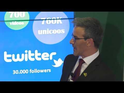 Teacher Masterclass with David Calle (Spain)