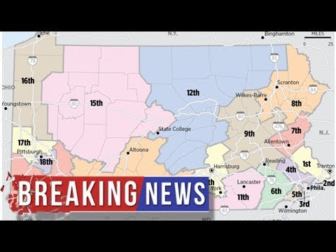 Pa. congressional district map upheld as U.S. Supreme Court, federal judges reject Republican cha...