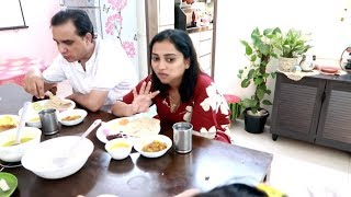 Biwi Ke Majje with Hubby Ka Experimental Saturday Lunch Preparation_Indian Papa On Duty