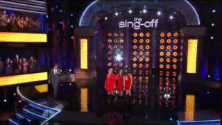 "3rd Performance - Sonos - ""I Want You Back"" By The Jackson 5 - Sing Off - Series 3"