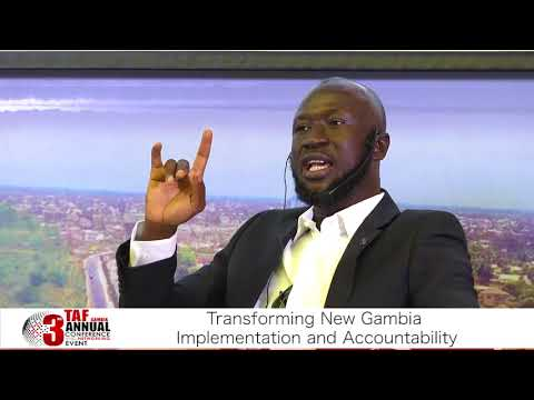Transofrming the New Gambia - Implementation and Accountability