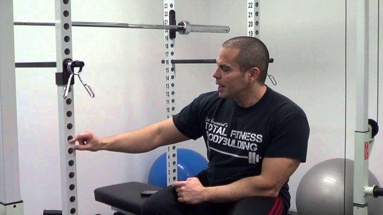 Buying A Power Rack For A Home Gym Youtube