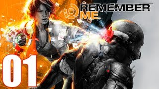 Remember Me Walkthrough Part 1 Gameplay Let