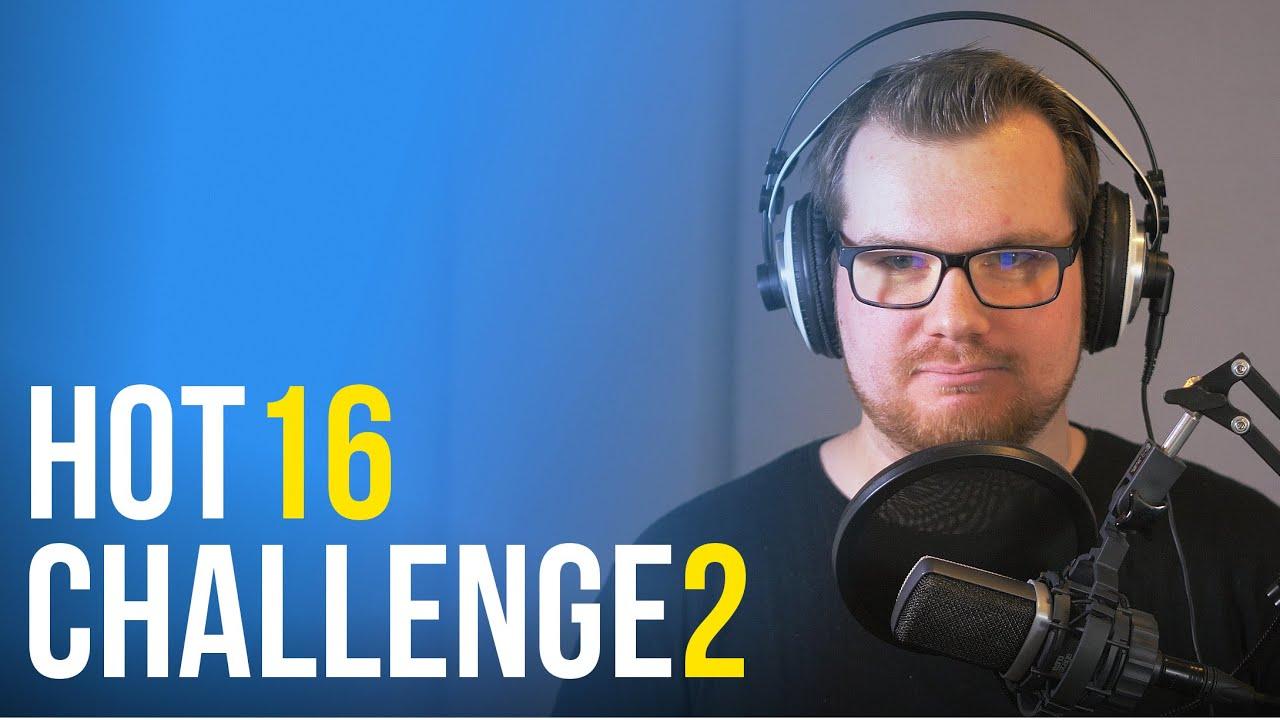 Kacper Dąbrowski - #Hot16Challenge2