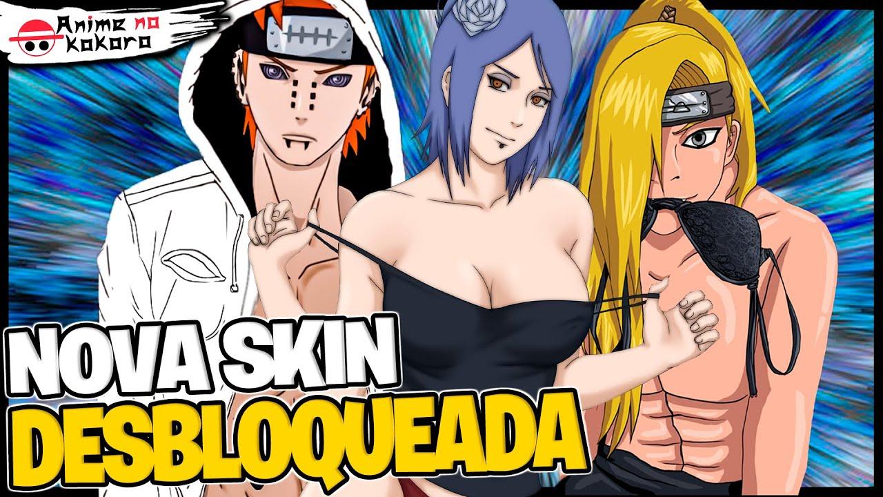 OS MAIS PROBLEMÁTICOS DA AKATSUKI (Akatsuki como você nunca viu!) | Naruto