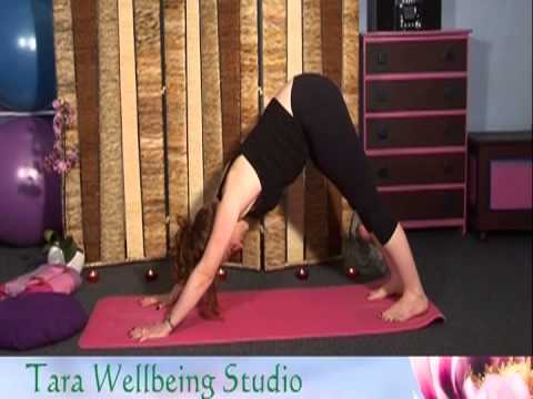 55 Minute Home Yoga Practice