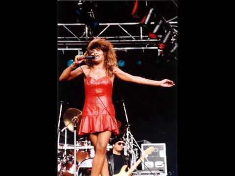 Tina Turner -  Tel Aviv - 1987