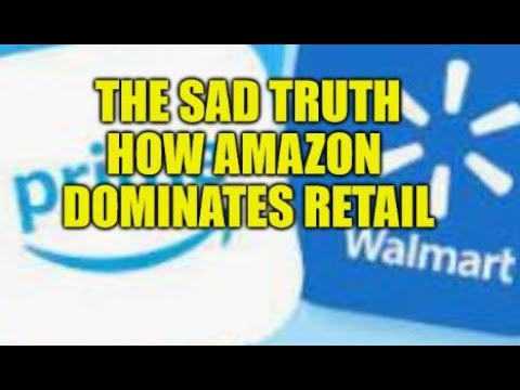 AMAZON BIGGER THAN WAL-MART? RETAIL BATTLE, DELIVERY DRIVERS REVEAL WHAT IT'S LIKE