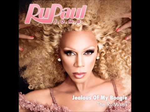 RuPaul  Jealous of My Boogie Gomi & RasJek Mix