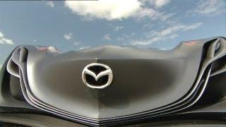 Mazda Furai Concept Car Videos