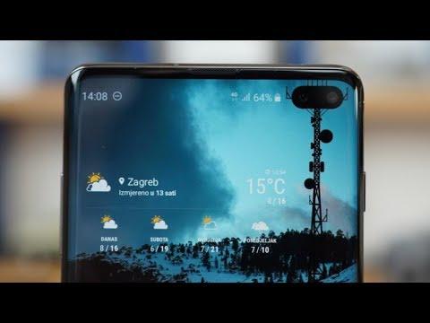 Samsung Galaxy S10+ | Recenzija!