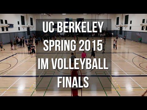 UC Berkeley Spring 2015 IM Volleyball Finals