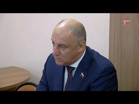 Прием граждан провел депутат Государственной думы Сергей Сопчук