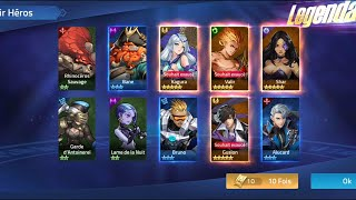 LEGENDARY!!!!!   Mobile Legends Adventure screenshot 2