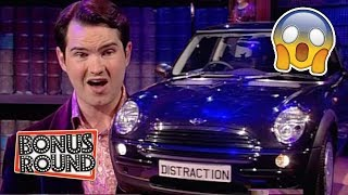 SHOCKING GAME SHOW TWIST! GIRL WINS CAR Then Has To SMASH IT UP on Distraction | Bonus Round