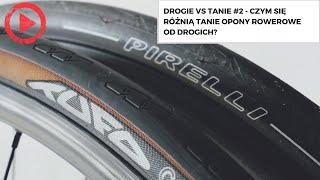 Drogie vs tanie #2 - czym się różnią tanie opony rowerowe od drogich?