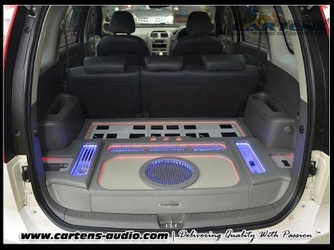 Audio Mobil Analog System Proton Exora Emma Euro2000k