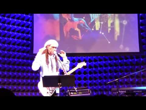 Nile Rodgers talks about George Michael, Prince, David Bowie presented by According2g.com