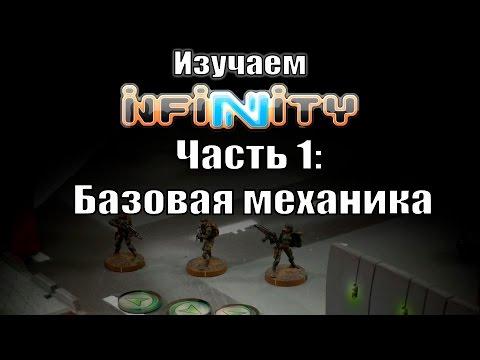 Изучаем INFINITY #1: Базовая механика