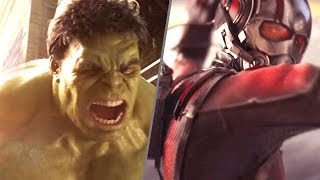 Халк против Человека-муравья! (HD) Hulk vs Ant Man