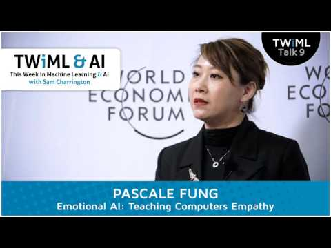 Pascale Fung Interview - Emotional AI: Teaching Computers Empathy