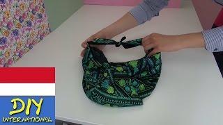 DIY tas tangan tanpa menjahit