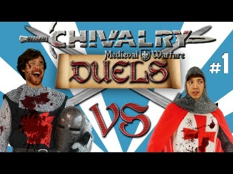 Chivalry Duels #1 - Alsmiffy VS Trottimus