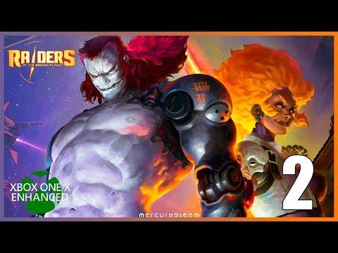 Raiders of the Broken Planet - Episodio 3 - Parte 2 Español - Walkthrough / Let's Play