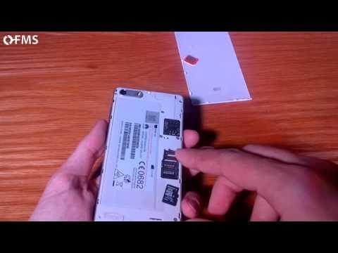 Come inserire SIM e MicroSD dentro Huawei Ascend G6