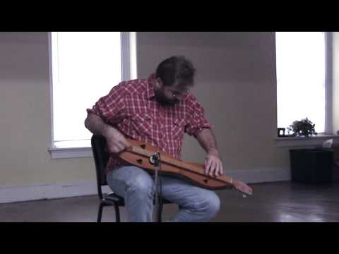 Black Mountain Rag on Mountain Dulcimer by Stephen Seifert