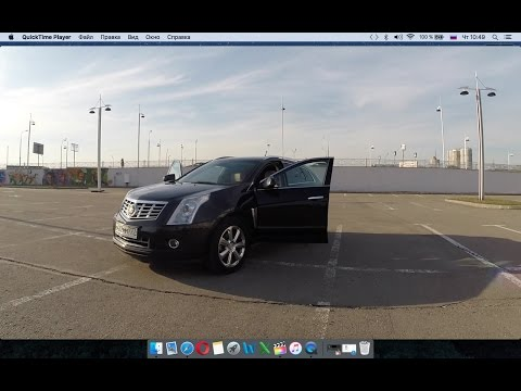 Cadillac SRX 3.6 - ПЕЧАЛЬНАЯ РОССИЙСКАЯ СБОРКА