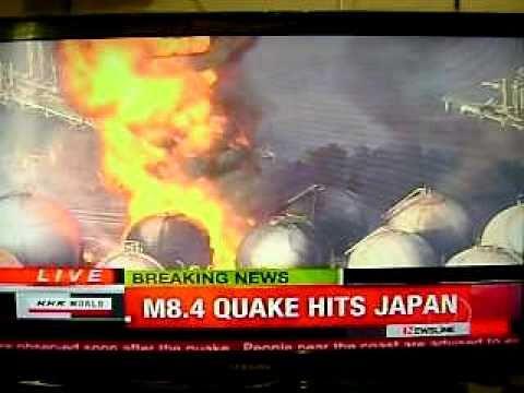 TERREMOTO E TSUNAMI NO JAPÃO - MAIS NOTÍCIAS-TSUNAMI AND EARTHQUAKE IN JAPAN - MORE NEWS