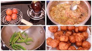 Making Bihari Special Recipes for Dinner | Chokha | Nimbu Wali Mirch | Missi Roti | hindivlog