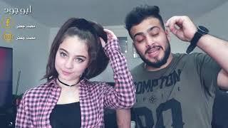 فتاة سورية تغني لي نور الزين (قافل على حبك)